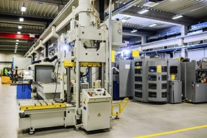 Ligne_Production industrie machines