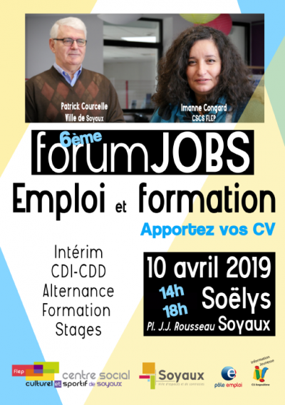 6ème forum jobs