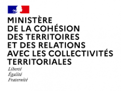 Logo ministere Cohesion
