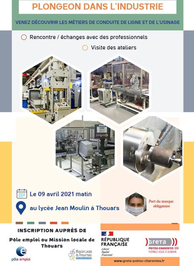 Affice_Plongeon_Industrie_mars21